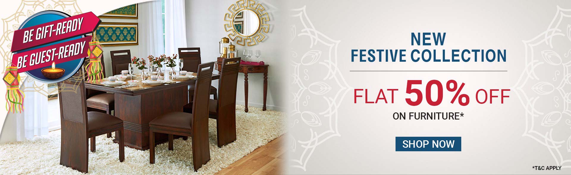Festive Collection Furniture