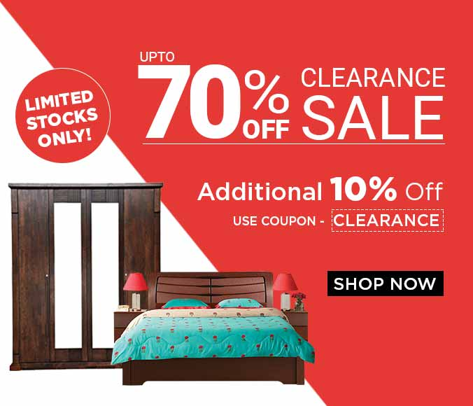 New clearance sale