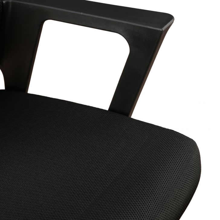 Royal Low Back Mesh Black Chair,Office Chairs