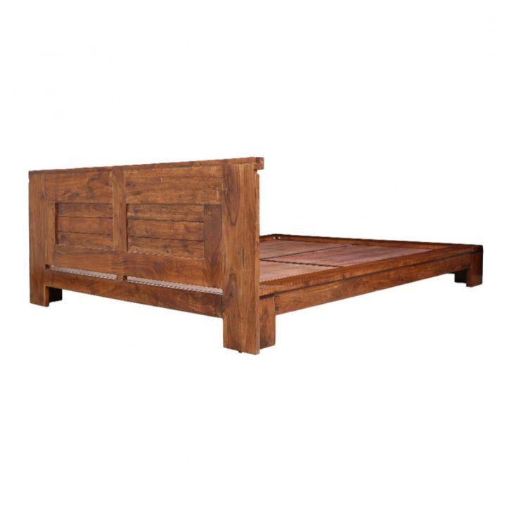 Leopold Solidwood King Bed,Furniture