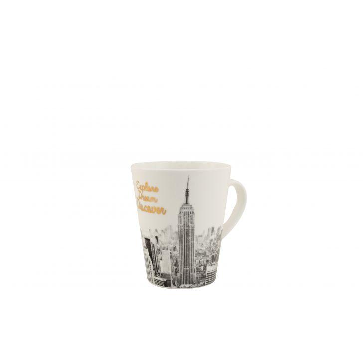 5Th Aveneue Sing Mug,Coffee Mugs