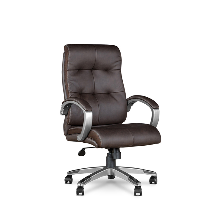 Hugo Leatherite High Back Chair,Office Chairs