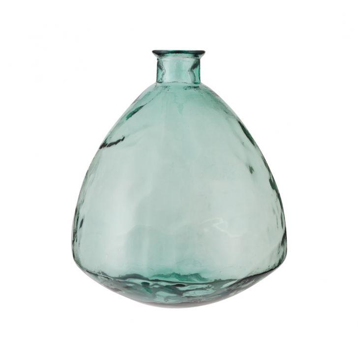 Buy Horizon Droplet Short Vase 44 Cm Grey Online In India