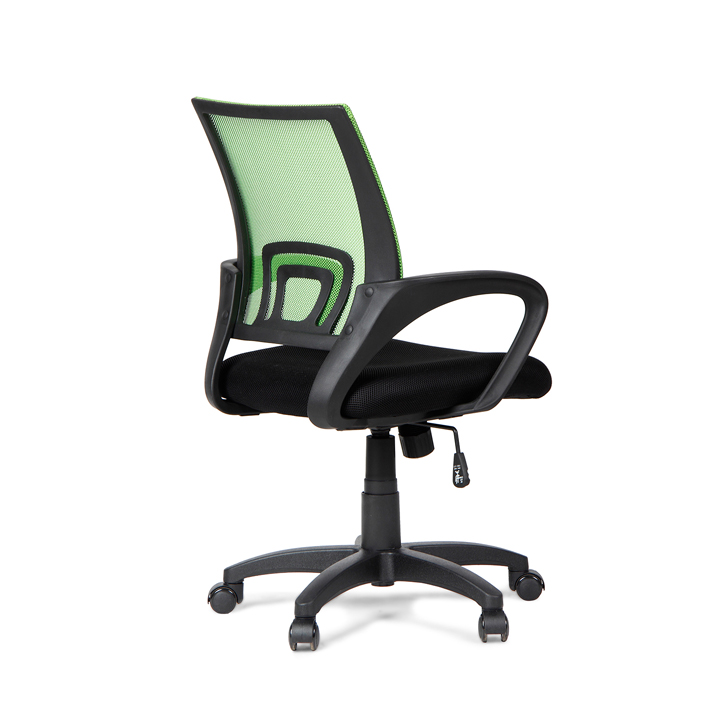 Buy Regus Low Back Mesh Office Chair Green And Black Online In India HO340F