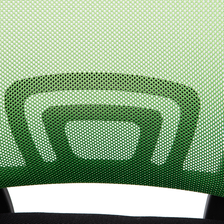 Regus Low Back Mesh Chair in Green Colour,Office Chairs