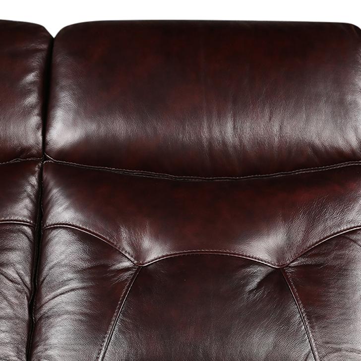 Bradley Half Leather Two Seater Sofa,All Sofas