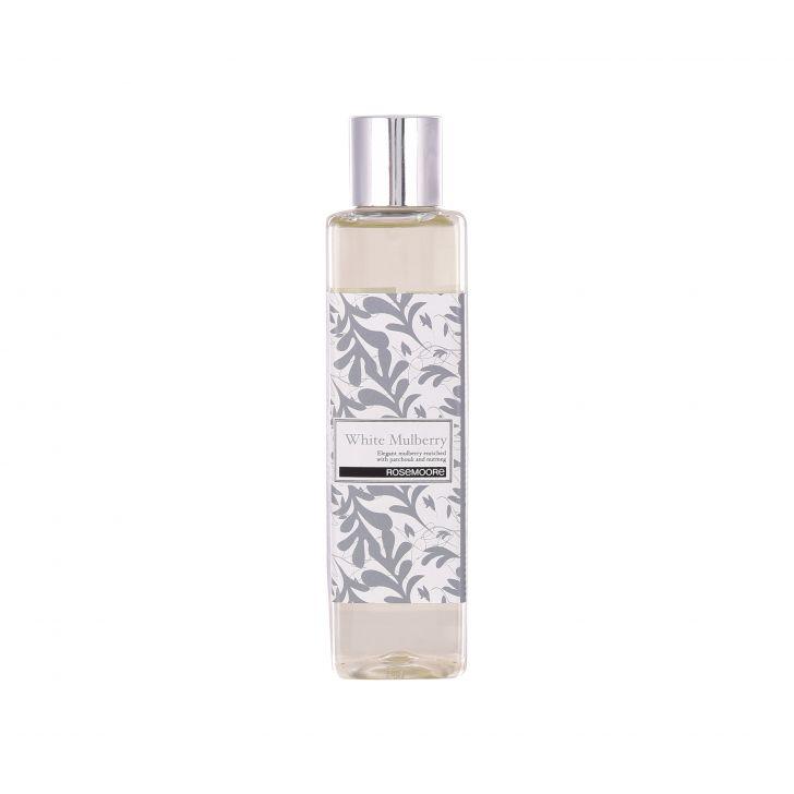 Rosemoore White Egyptian Cotton Scented Oil For Living Room, Washroom, Bedroom, Office - 15 ML,Room Freshners