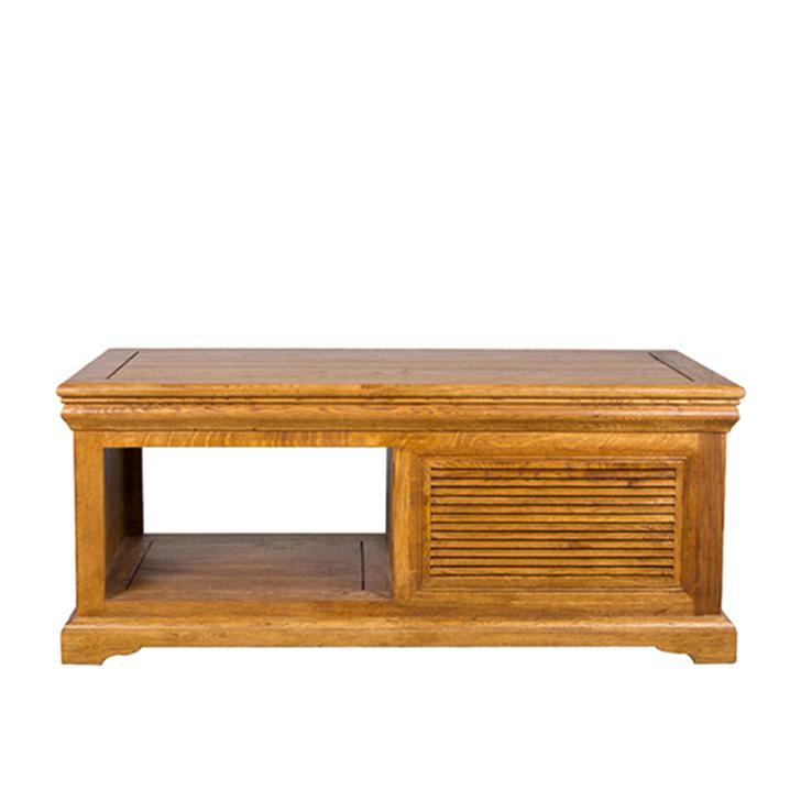 Denver Centre Table Brown Oak,Console Tables
