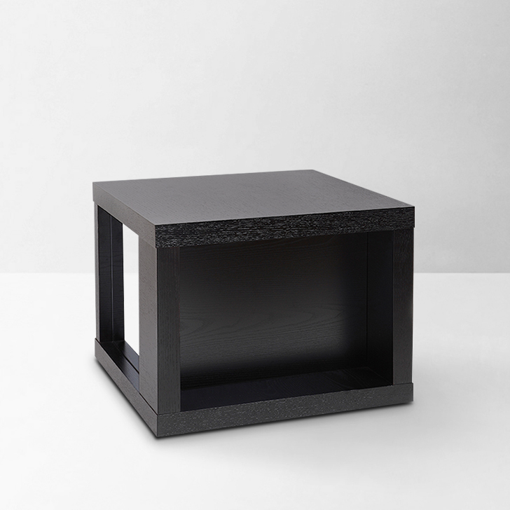 Alfe Side Table Wenge,Tables