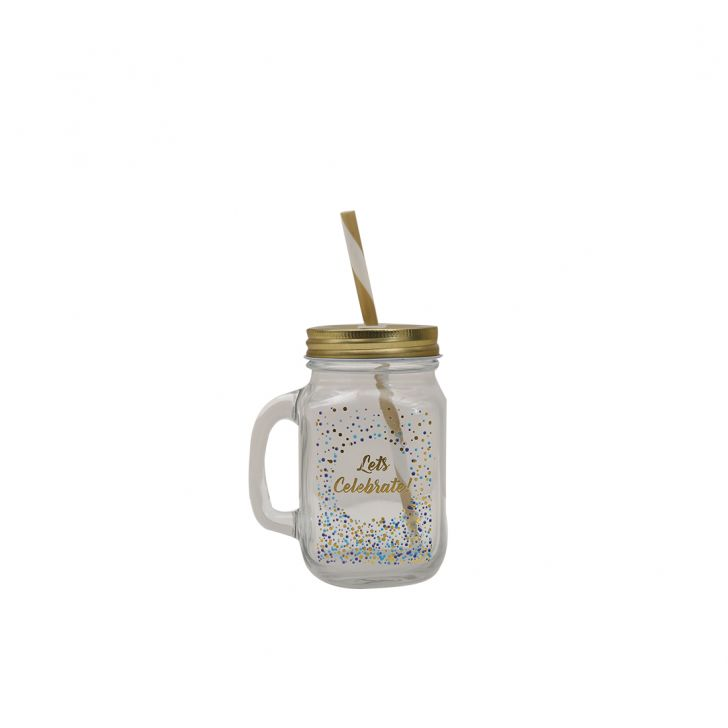 Ecctic Cebration Car Mason Jar,Mason Jars