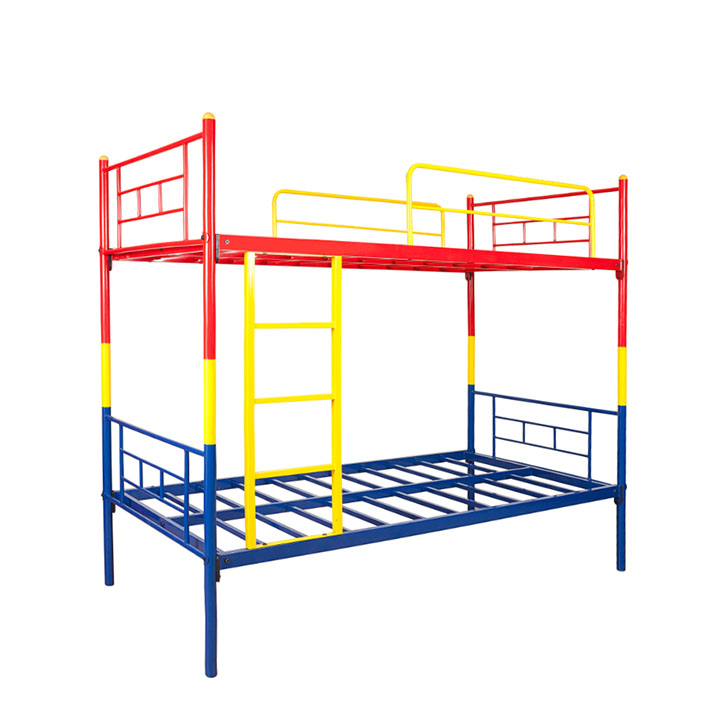 Sydney Kids' Multicolour Bunk Bed,Super Mom Celebrations