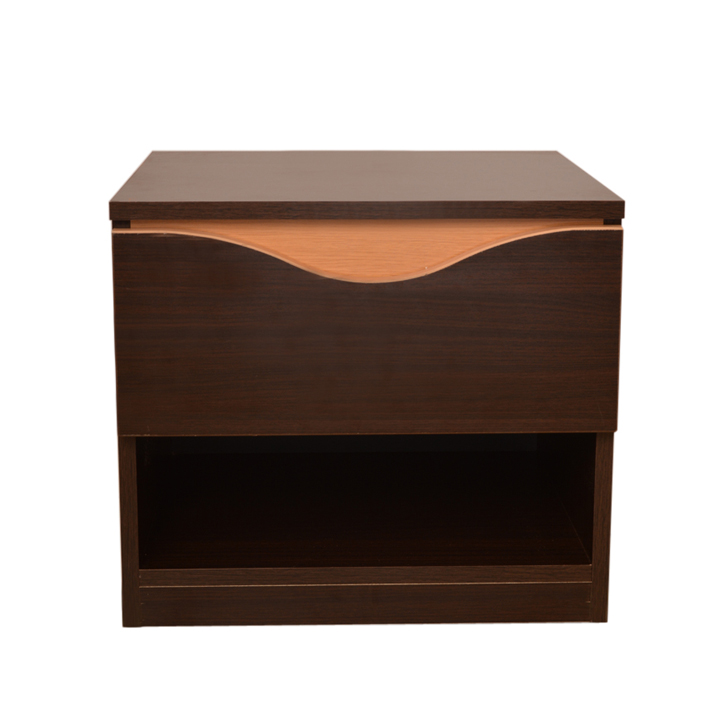 Swirl Side Table Teak,Furniture