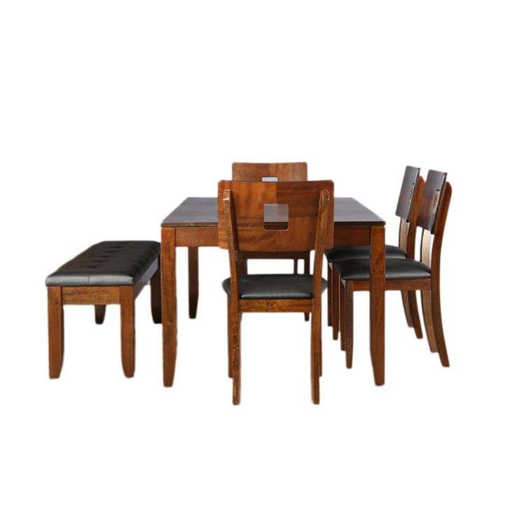 Lobito Six Seater Dining Set,Dining Room Furniture