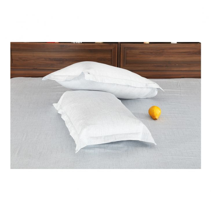 Amour Odp Double Bed Sheet Set Grey,Double Bed Sheets