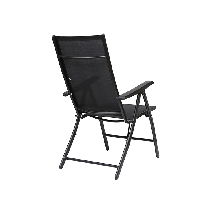 Jet Folding Chair in Black Colour,Chairs