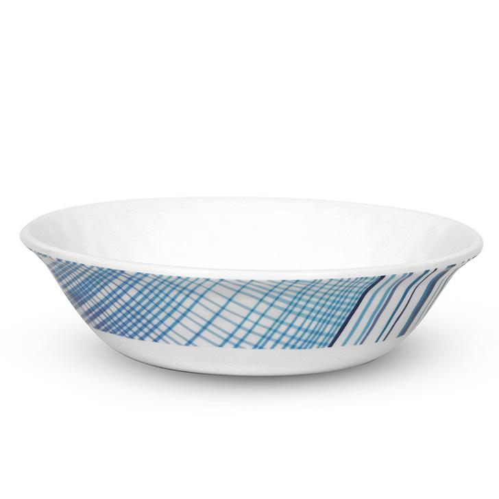 Living Essence Melamine Serving Bowl Indigo,Plates