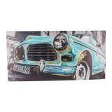 Clyde Blue Car P...