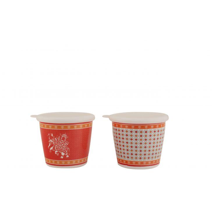 Panache Jars Set Of 2,Kitchenware