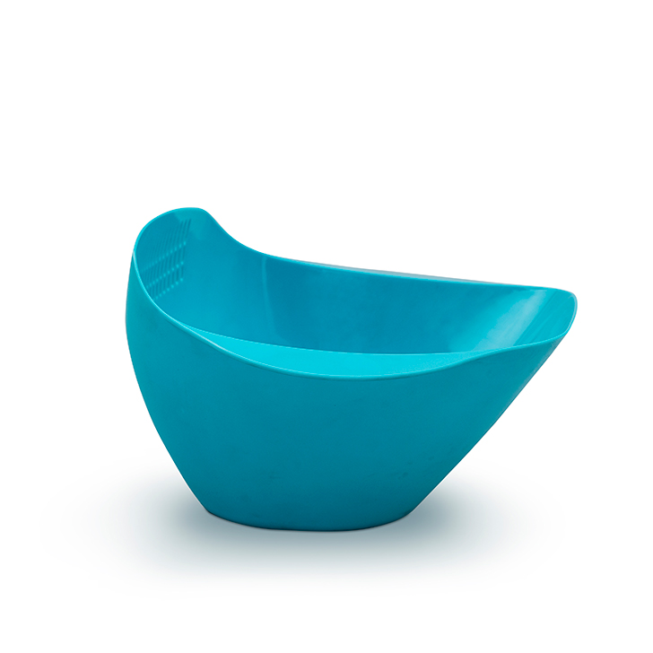 Living Essence Colander Teal,Kitchenware