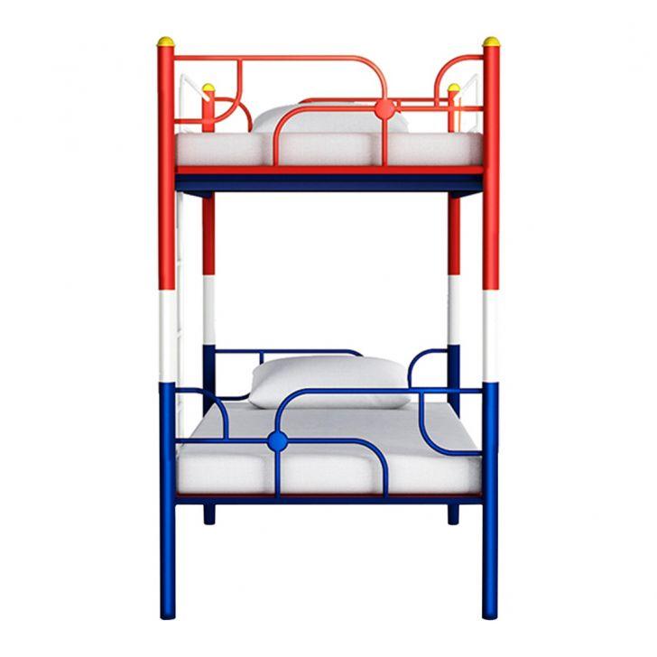 Neno Metal Bunk Bed,Bedroom Furniture