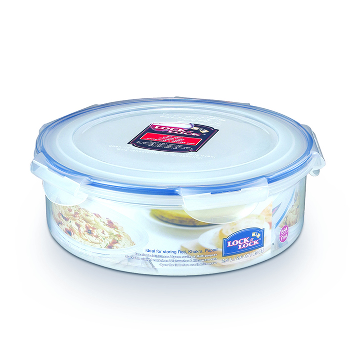 Lock & Lock Roti And Khakra Container 2500 ml,Containers