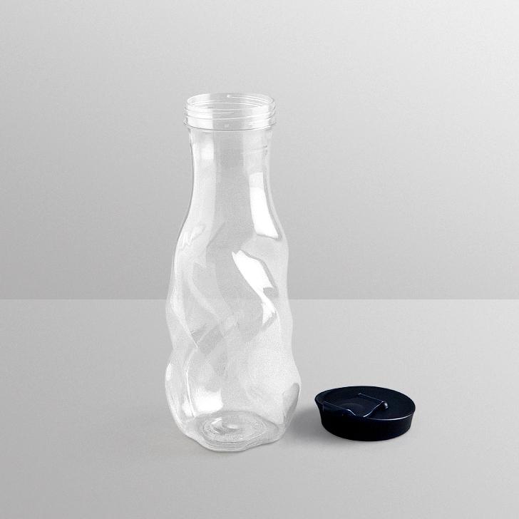Lock & Lock Ice Rock Fridge Bottle 1100 Ml,Containers