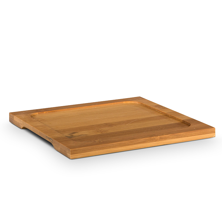 Living Essence Lh Snack Bowl With Bamboo Tray 4 Pcs,Serving Sets