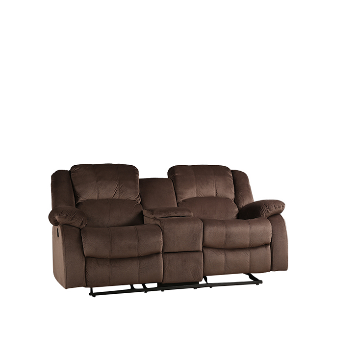 Rhea Fab Two Seater Recliner,Recliners