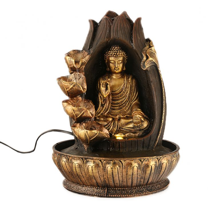 Buy Impression Buddha Petals Fountain Online In India