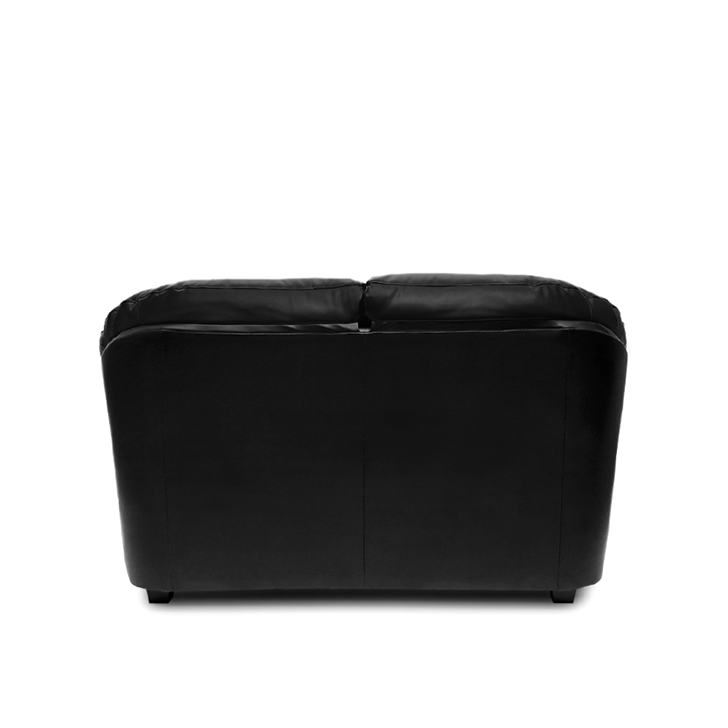 Mirage Two Seater Sofa Black,Clearance Sale