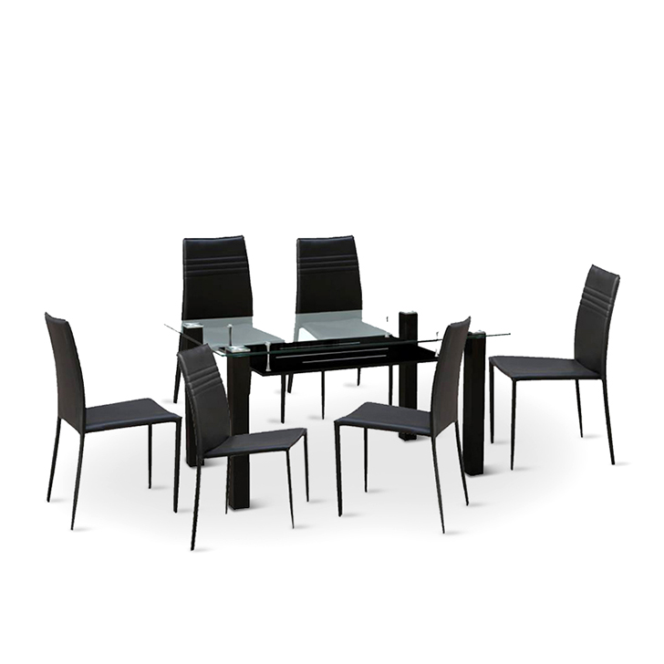 Presto Six Seater Dining Set,Dining Room Furniture