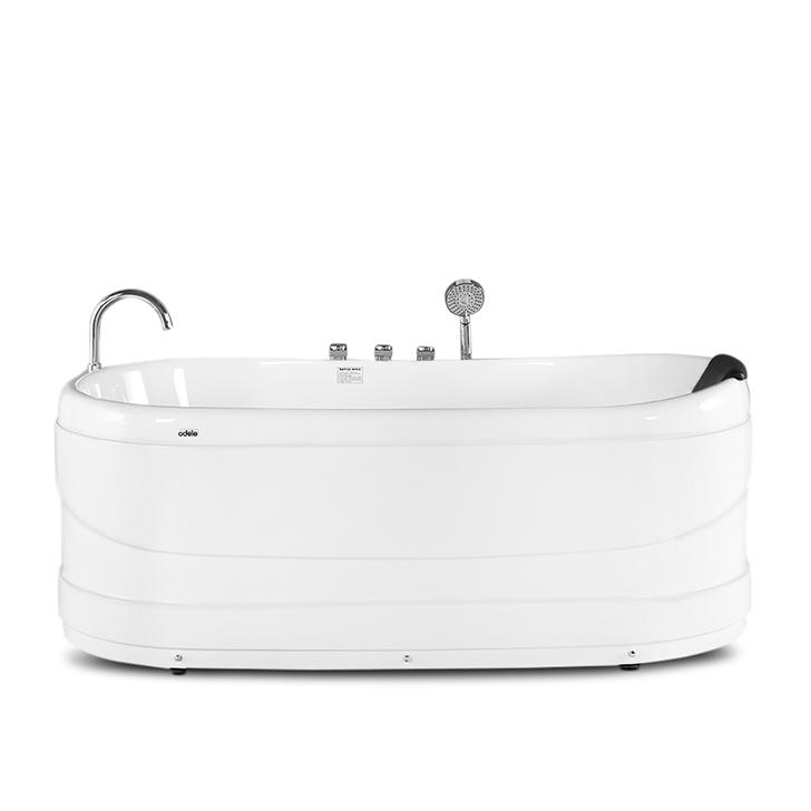Lagoon Acrylic Whirlpool Bath Tub Apollo White,Tubs and Whirlpool