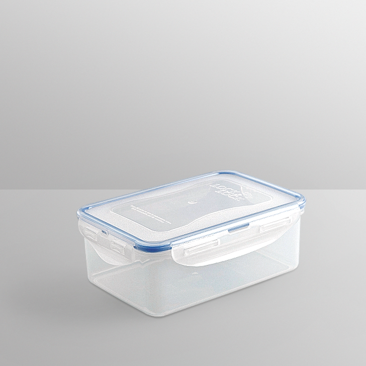 Lock & Lock Rectangular Container 850 Ml,Containers