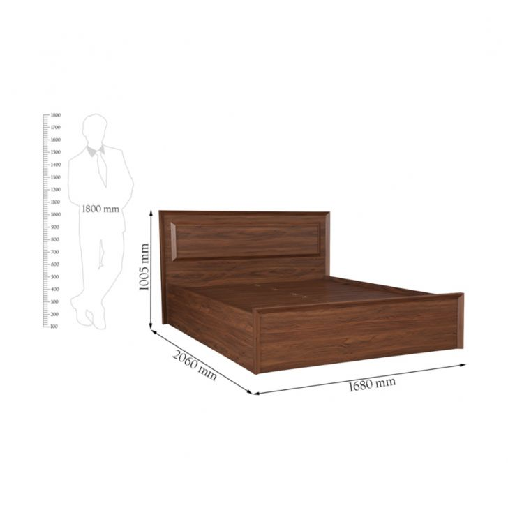 Stark Queen Bed With Storage,All Beds