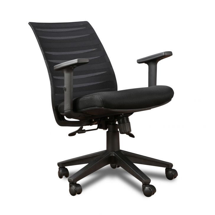 task computer modern chair desk ergonomic chairs mesh furniture office executive back black high