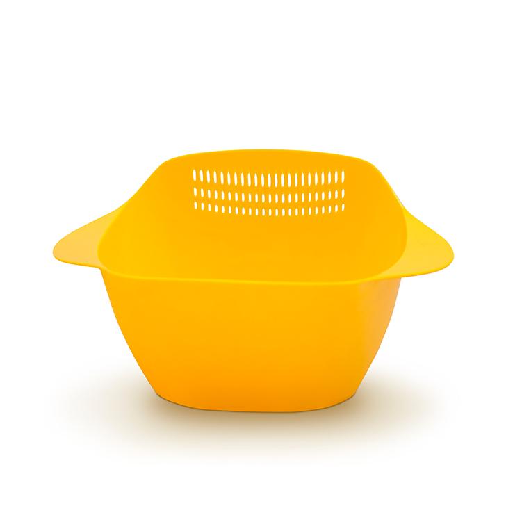 Living Essence Colander Mustard,Kitchenware