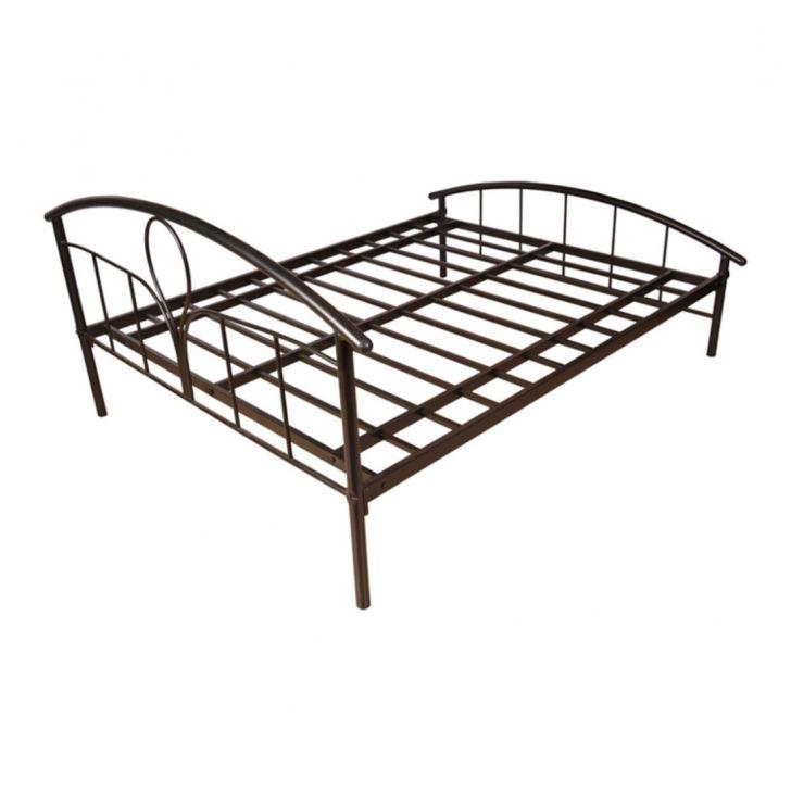 Elegant Metal Queen Bed,Furniture