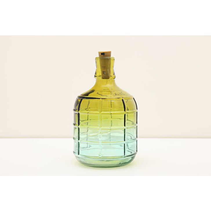 Venus Ombre Embossed Short Bottle Tropical,Lamps & Lighting
