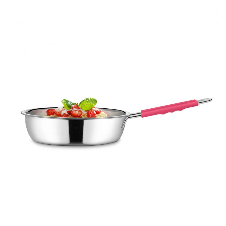 Health Plus Cookware Set Of 4 Pink,Cookware
