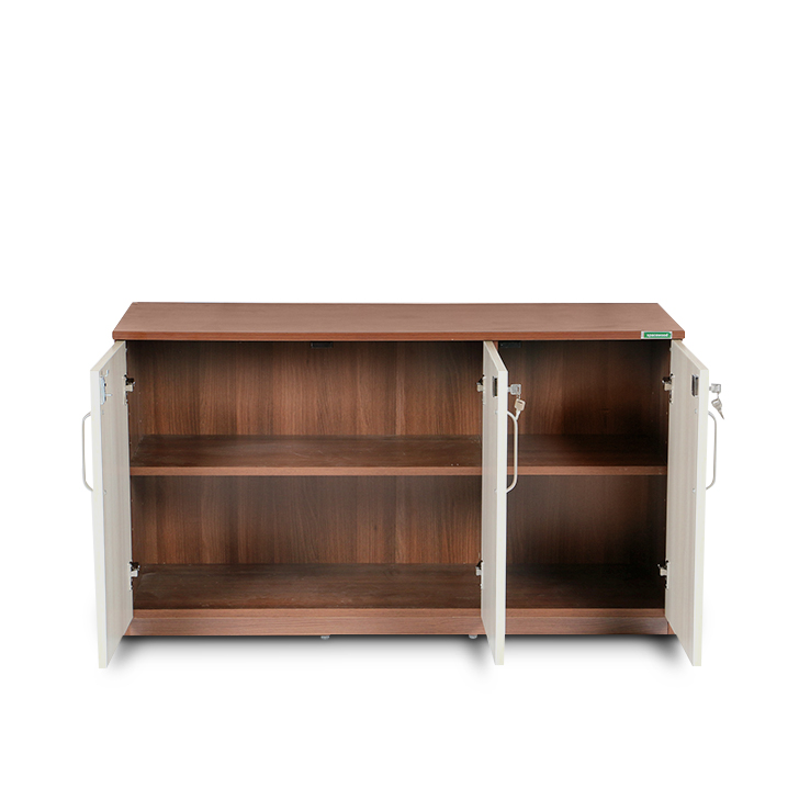 Merit Low 4Ft Height Storage Dual,Office Tables