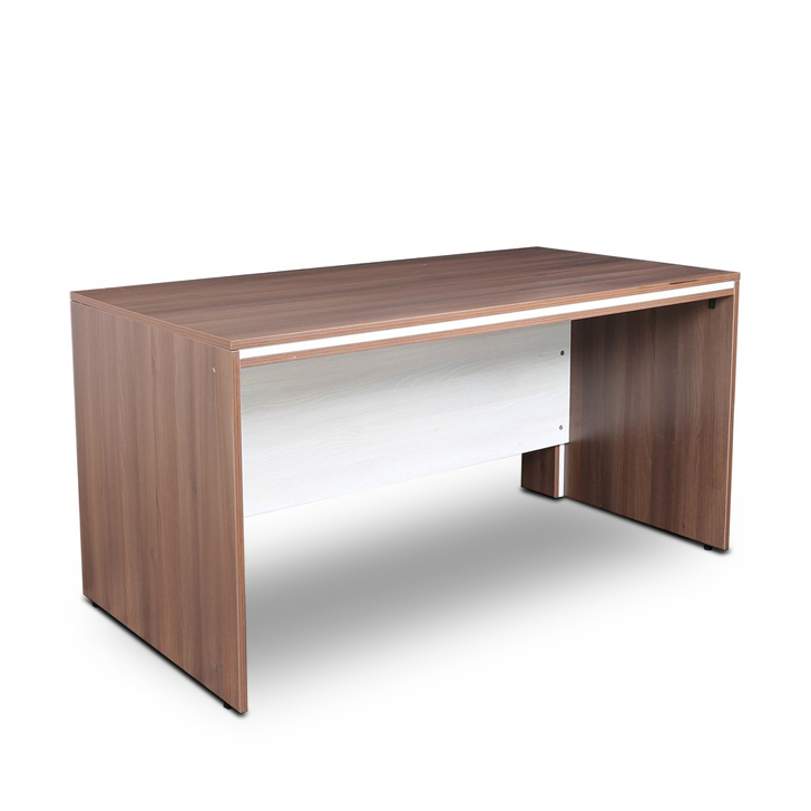 Buy Merit Study Cum Office Table In Wenge Finish Online In