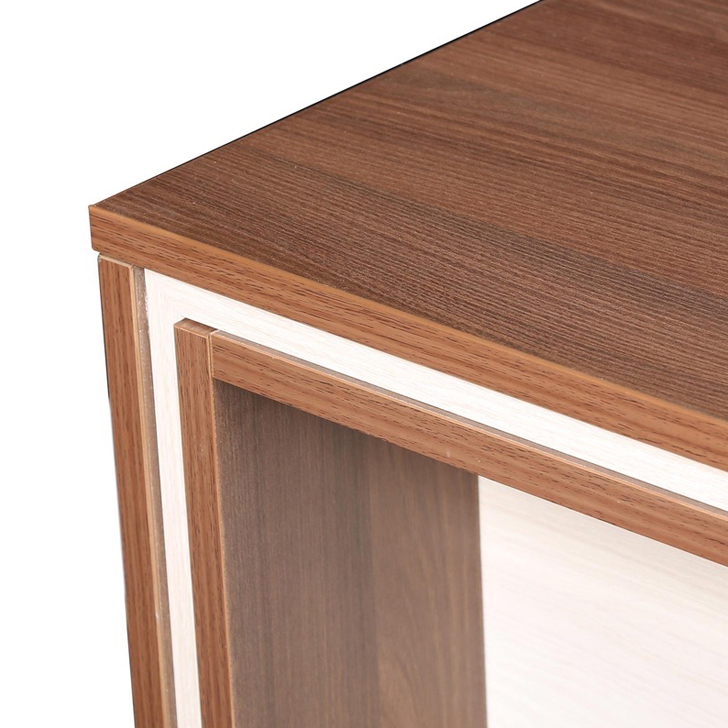 Merit Study cum Office Table in Wenge Finish,Office Tables