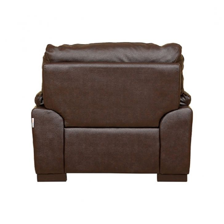 Martin Half Leather One Seater Sofa,All Sofas