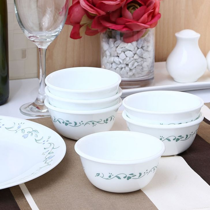 Corelle Country Cottage Katori,Bowls