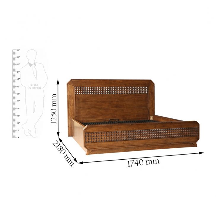 Sterling New Queen Bed With Hydraulic Storage,Hydraulic Beds