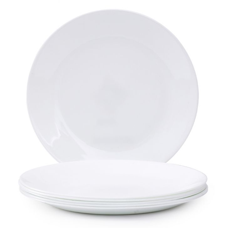 Product ...  sc 1 st  HomeTown.in & Buy Corelle Winter Frost White Dinner Plate Online in India ...