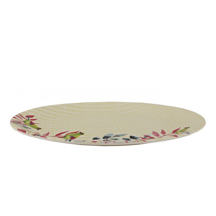 Panama Buffet Plate Urmi,Bowls & Plates