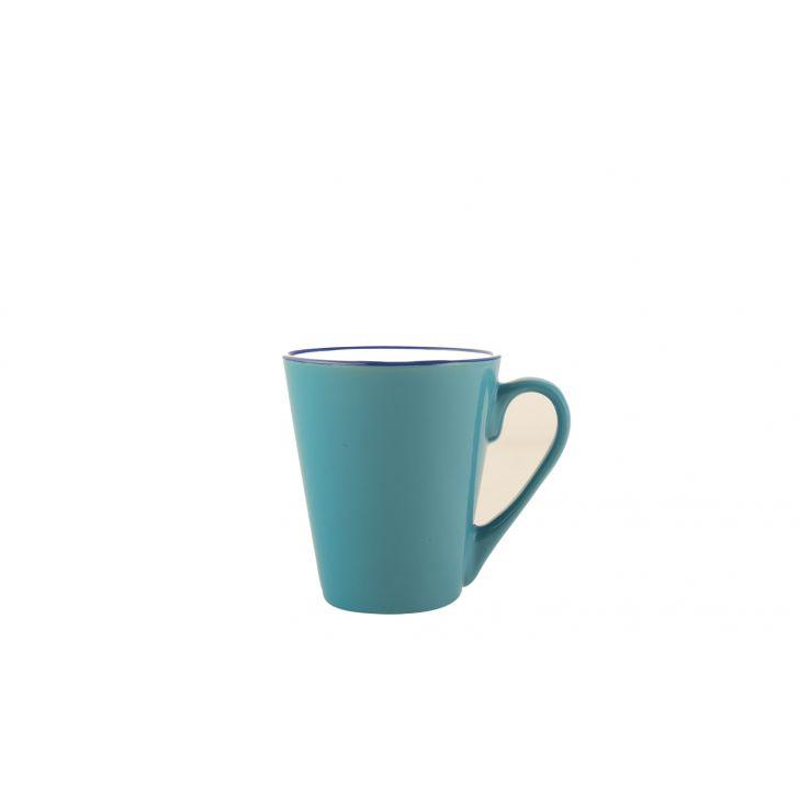 Blue Solid Cof Mug,Coffee Mugs