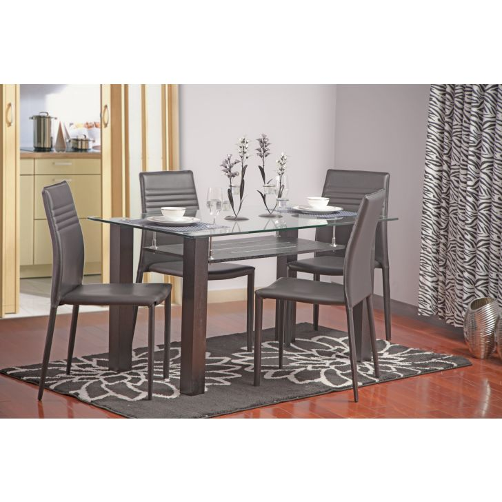 Presto Four Seater Dining Set,Dining Room Furniture