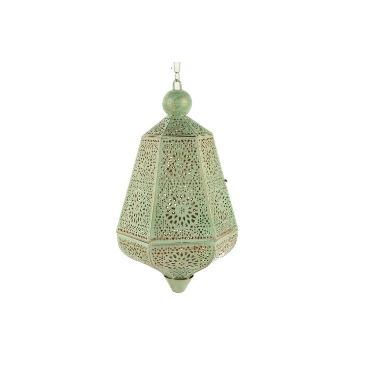 Izna Nageen Hanging Lantern Green,Lamps & Lighting